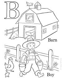 Free Alphabet Coloring Sheets Free Alphabet Worksheet For Preschool