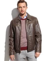 barneys vintage men s leather asymmetric biker jacket cairoamani com