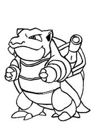 Small Picture Blastoise Pokemon Coloring Page Blastoise Pokemon Boys Coloring
