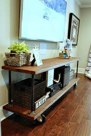 ideas about diy tv stand on diy tv tv stands tv shows diy
