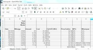 Drivers Daily Log Book Template Free Workout Car Travel Spreadsheet