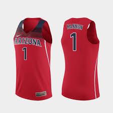 Arizona Wildcats Nico Mannion Replica ...