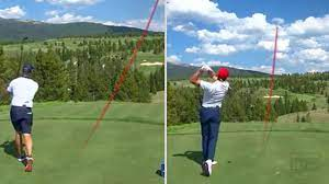 The Match golf: Bryson DeChambeau and ...