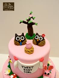 Owl Baby Shower Cakes For A Girl Owl Baby Shower Cake For A Girl Owl Baby Shower Cakes For A Girl