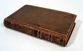 18th century leather bound book several orations of demosthenes antique classical greek european history 1744