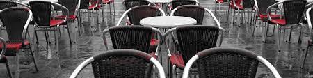 fundamentals of restaurant patio furniture