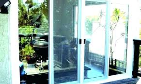 pella sliding door remove screen series hardware