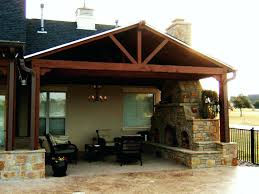covered patio ideas. Covered Patio Ideas With Fireplace