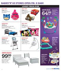 Babies R Us Black Friday 2018 Ads, Deals and Sales
