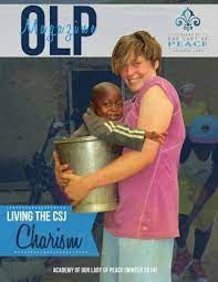 OLP Magazine Winter 2013 by Academy of Our Lady of Peace - issuu