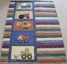 Best 25+ Boys quilt patterns ideas on Pinterest | Boy quilts ... & Piece N Quilt: Randomness @ Piece N Quilt------- use paper pieced heavy  machinery blocks for my next baby boy quilt Inspiration Adamdwight.com