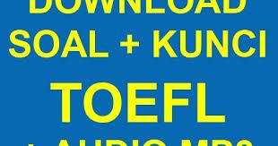 Beberapa pekerjaan atau pun pendidikan menyaratkan sertifikat toefl. Download Soal Listening Toefl Kunci Jawaban Pdf Audio Longman Post Test Terbaru Terviral