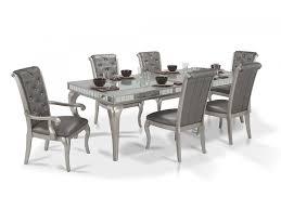 7 piece black dining room set. Diva 7 Piece Dining Set   Room Sets Bob\u0027s Discount Furniture Black E