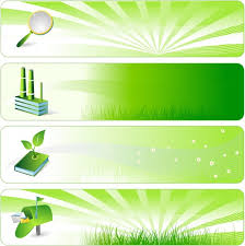 free banner backgrounds vector banner background environmental theme png images backgrounds