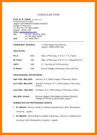 Sample Biodata 12 Bio Data Format For Teacher Job Letmenatalya With Bio Data Sample