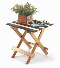 New they sell for $10,000. Folding Tables Free Woodworking Plan Com