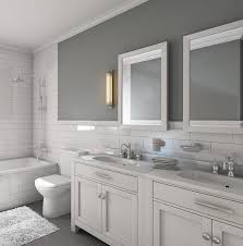 Modern Bathroom Remodel Simple Decoration