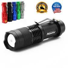 Mr Light Torch Repair Usa Eu Hot Sk68 Cree Xpe Q5 Led Mini Flashlight Portable Zoomable Cree Q5 Led Torch Flashlight Lamp Lighting For Aa Or 14500