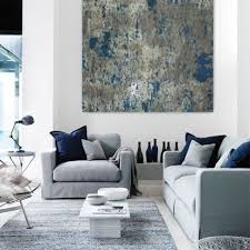To that end, the elegant color combination of gray and blue couldn't be more perfect. 12 Gorgeous Gray Room Ideas