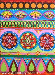 What Is Pattern In Art