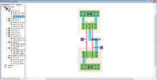 Inverter Layout Design Lab