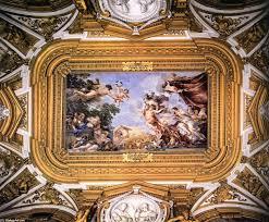 filela sorbonne hall lighting type. Ceiling Of The Hall Venus Frescoes By Pietro Da Filela Sorbonne Hall Lighting Type