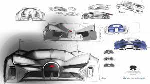 Sketch sketching blackandwhite bugatti bugattichiron draw. Bugatti Type A Concept