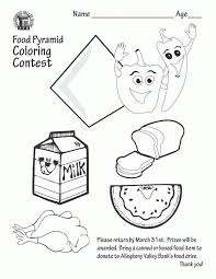 Small Picture Pyramid And Cactuses Coloring Page Printable Pages Click The