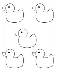 Small Picture Duck Coloring Pages For Kids Preschool Crafts Duck Coloring