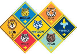 Cub Scouts — SHAC Communications