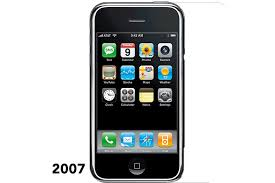 evolution of iphone iphone through the years see how apples phone has changed time