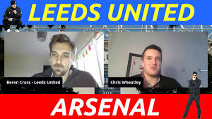 What TV channel is Leeds United v Arsenal on? Kick-off time, team news and  predictions - football.london