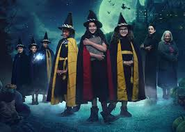 Maud ened cackle's academy magic. Netflix S The Worst Witch Reworks A Classic Children S Story For The Era Of Ice Raids And Acid Attacks