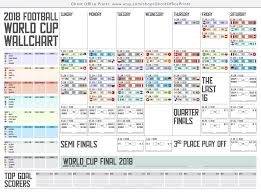 World Cup Planner Chart 2018 World Cup 2018 Wall Chart Album On Imgur
