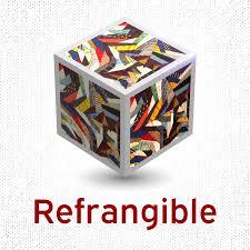 Refrangible