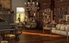 Victorian Room By Sanfranguy On DeviantArt Dwell 貝 Pinterest - Victorian house interior