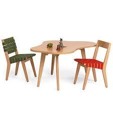 kids modern furniture. knoll amoeba childu0027s table by jens risom kids modern furniture n