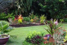 Small Picture Simple Home Tropical Garden Design Layout 4 Home Ideas