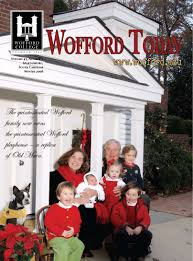 wofford today by wofford college issuu wofford today winter 08