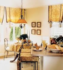 French Style Kitchen Curtains