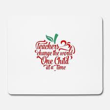 Beste Lehrerin Sprüche Verabschiedung Geschenke Mousepad Spreadshirt