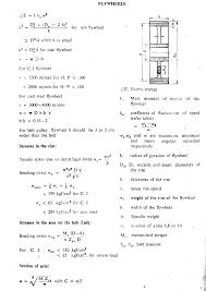 Design Of Machine Elements Flywheel Design