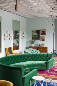 green sofa design ideas pictures for