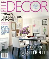 Small Picture Elle Decor Magazine Subscription Just 450 for the Year Kids