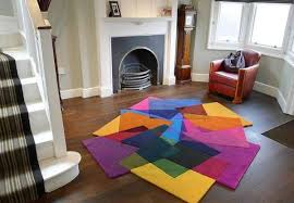 Crazy Chromatic Carpets : Sonya Winner with Crazy Rugs