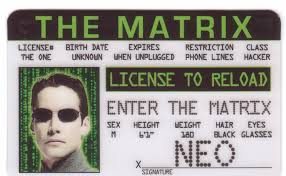 Reeves Drivers Keanu Neo Line Matrix Phone Hacker The L