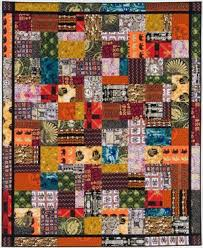 Best 25+ African quilts ideas on Pinterest | Quilt patterns, Easy ... & The Gift Quilt free pattern. This is a quick quilt pattern using 20 fat  quarters Adamdwight.com