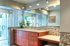track lighting bathroom. track lighting in bathroom information and tips of mirror