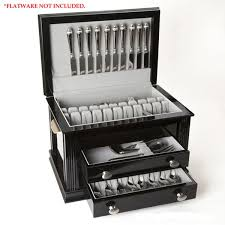 flatware storage box. Delighful Flatware Flatware Storage Chest Larger Image In Box S