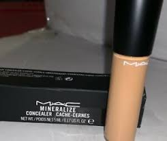 Mac Mineralize Skinfinish Color Chart Mac Cosmetics Mineralized Concealer Nc35 Sheer Natural